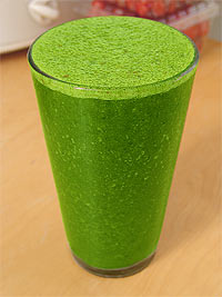 Best Raw Green Smoothie Shake Recipe