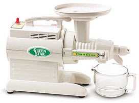 Tribest Green Star Juicer - The Original